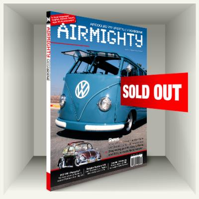 AirMighty Megascene #03  - SOLD OUT