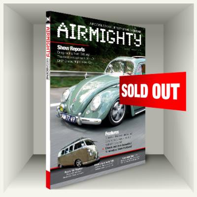 AirMighty Megascene #00 - Sold Out