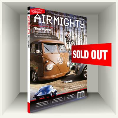 AirMighty Megascene #01- Sold Out