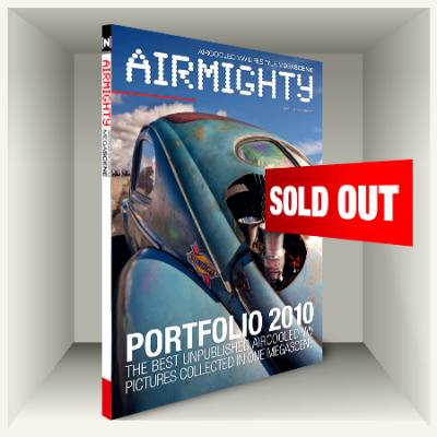 AirMighty Megascene Portfolio 2010 - SOLD OUT