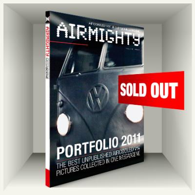 AirMighty Megascene Portfolio 2011 - SOLD OUT