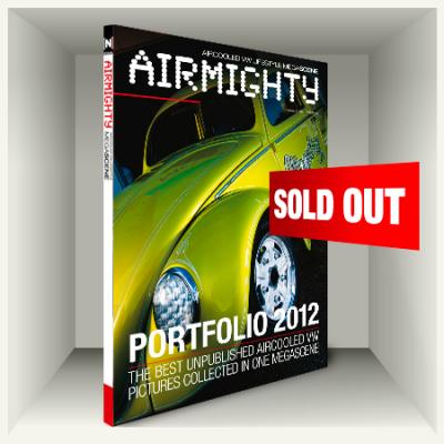 AirMighty Megascene Portfolio 2012 - SOLD OUT