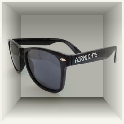 AirMighty Sunglasses - BLACK