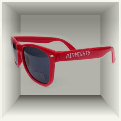 AirMighty Sunglasses - RED