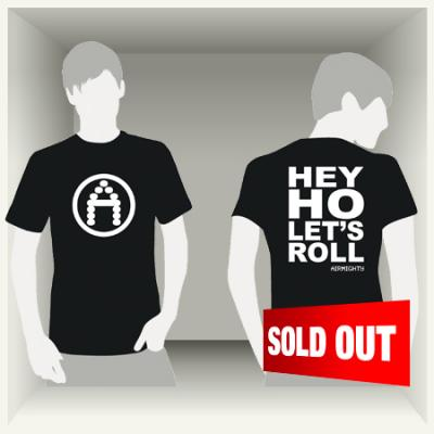 AirMighty T-Shirt - Hey Ho  SOLD OUT