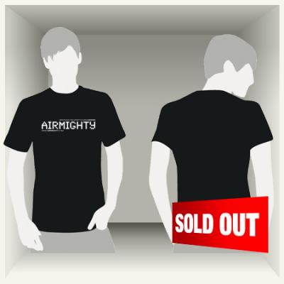 AirMighty T-Shirt - Classic SOLD OUT