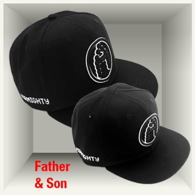 AirMighty Snapback 'A' 3D (Combo Deal)