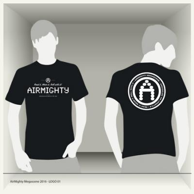 AirMighty T-Shirt - Est 2010 SOLD OUT