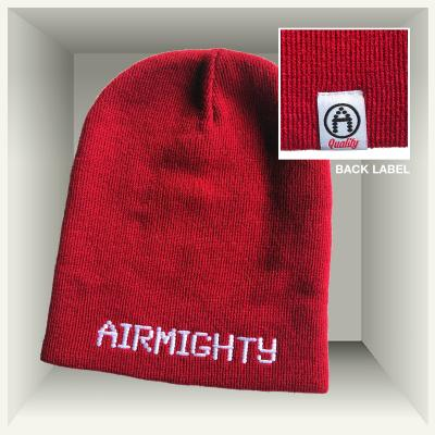 AirMighty Beenie - RED